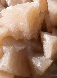 Calcite, Dongpo ore field, Yizhang Co., Chenzhou Prefecture, Hunan Province, China