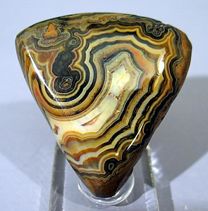 """Union Road Agate"",  Interstate 270 and 55 exchange, St. Louis, St. Louis Co., Missouri"