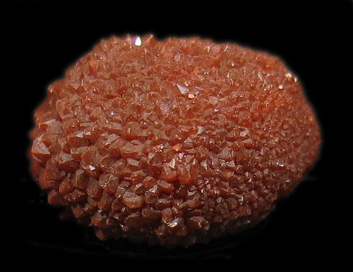 Red Quartz Ball, Chella, Valencia, Valencian Community, Spain